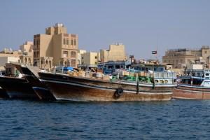 le quartier de Deira