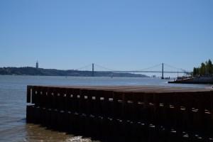 le Tage Lisbonne