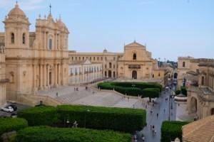 la cathédrale de Noto