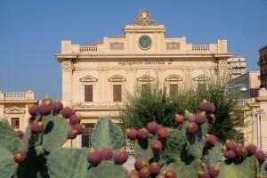 centre historique d'Agrigente