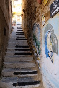 La vielle ville d'Agrigente