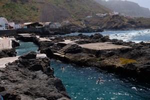 les piscines naturelles d'El Caleton