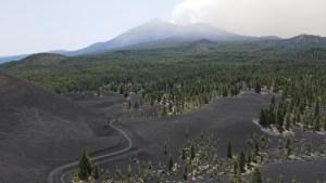 randonnée volcan de Chinyero