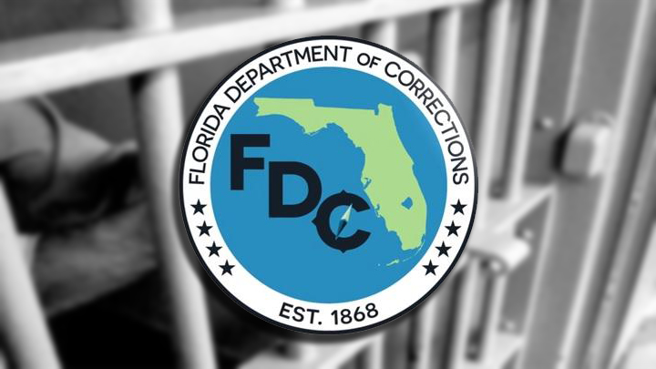 Florida Department Of Corrections 720
