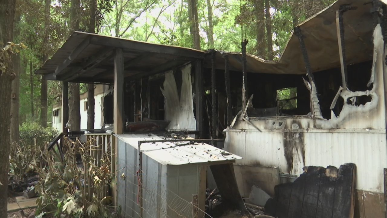 Fatal Fire Claims the Lives of Two Residents