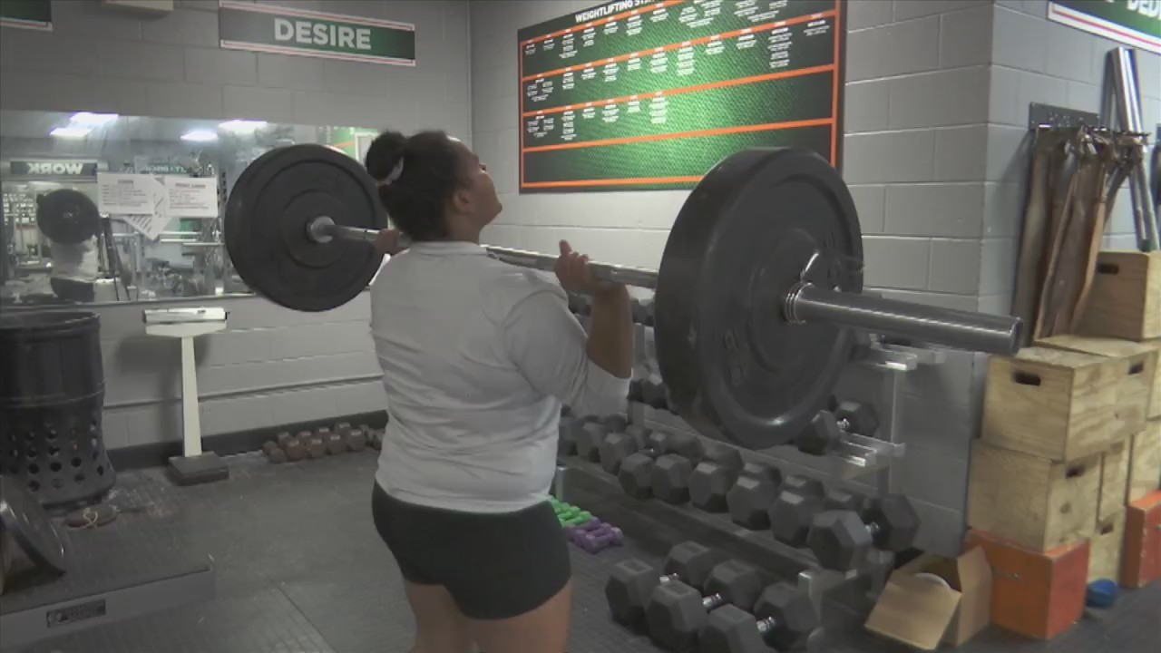 Mosley prepares for State Weightlifting Championships this weekend