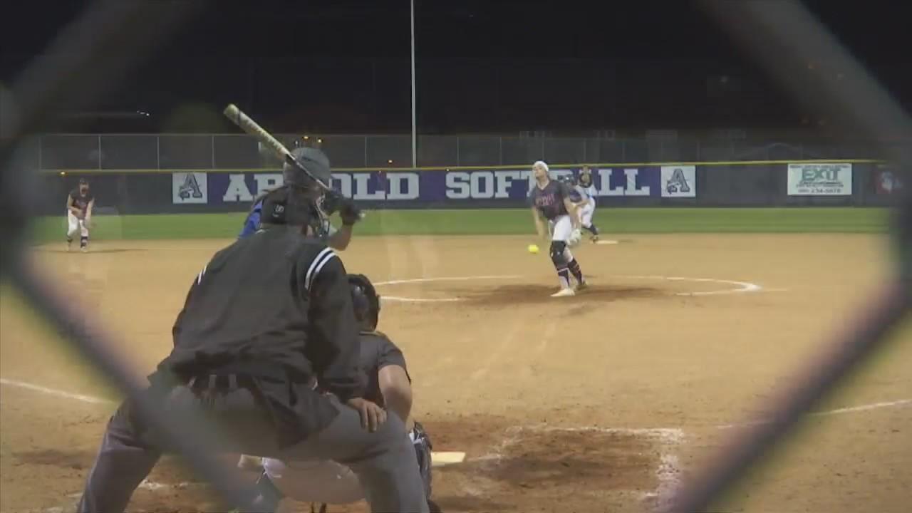 Arnold tops Bozeman in Bay County softball tournament