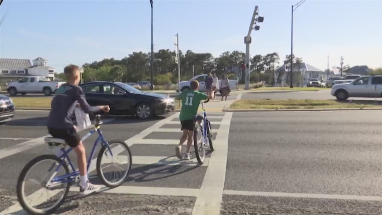 FIRST MILLION DOLLARS TO BUILD PEDESTRIAN TUNNEL COMMITTED BY WALTON COUNTY ENTITIES