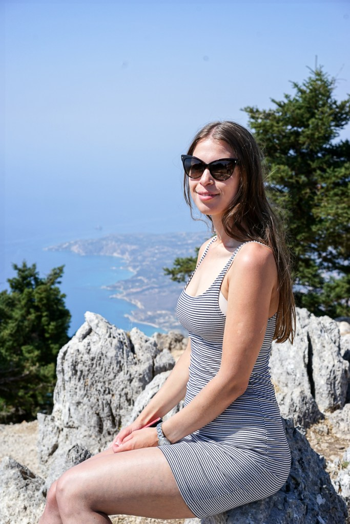 Greece Kefalonia Island Mypantyhosegirl