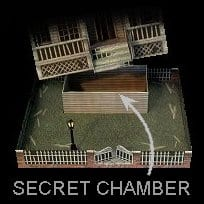 secret chamber ghost house