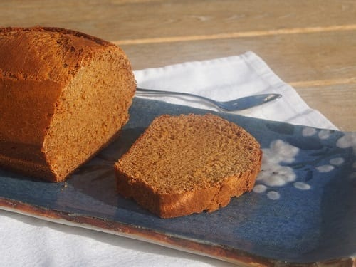 French honey and spices gingerbread