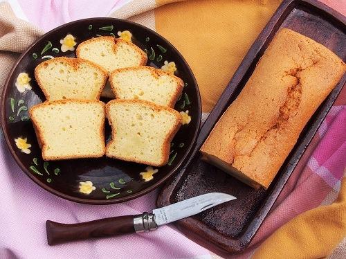 La véritable recette de quatre-quarts breton