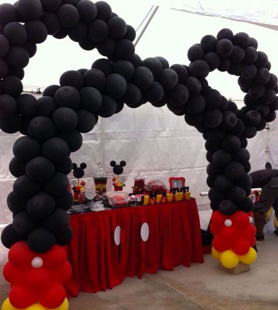 Mickey Mouse Home
