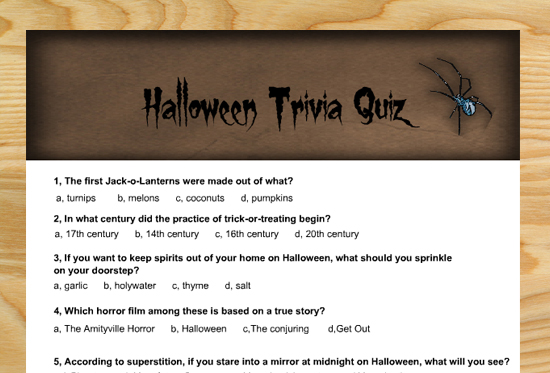 graphic about Free Printable Halloween Games for Adults called printable halloween video games trivia