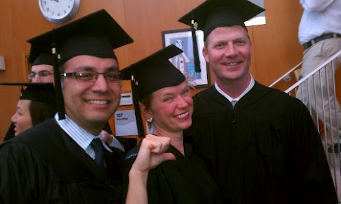 UCD FNP/PA Program Graduation 2012