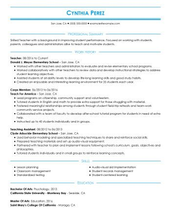 The 3 Best Resume Formats For 2020