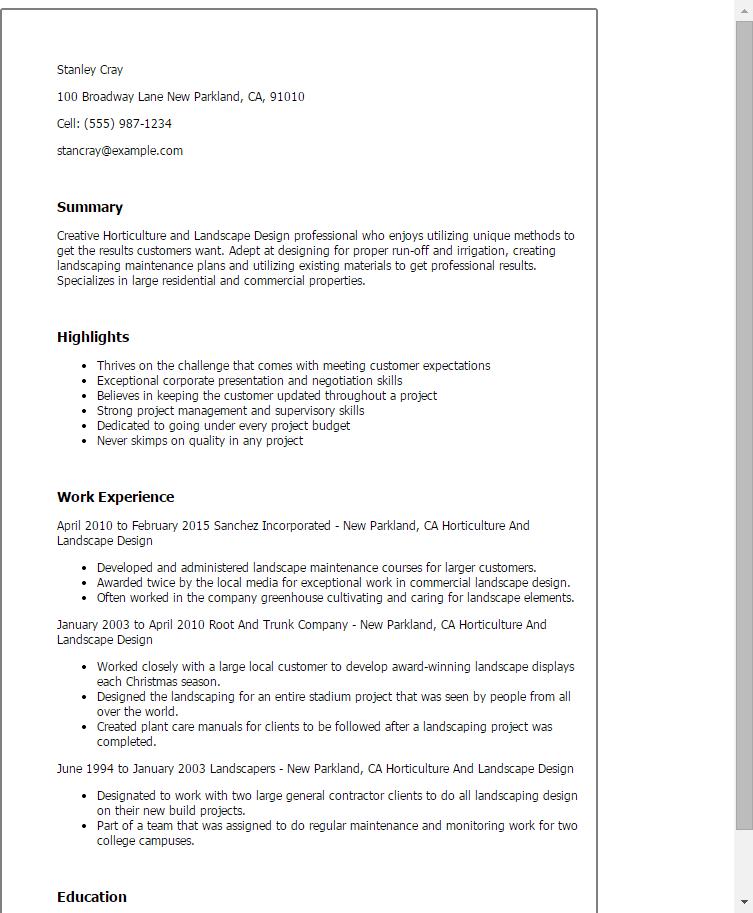Project Portfolio Management Cover Letters