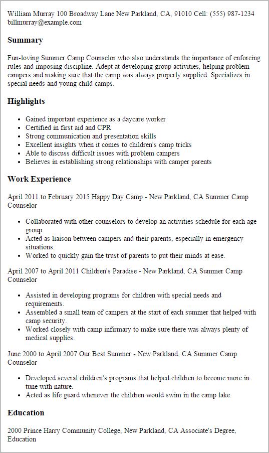 Church Job Description Templates