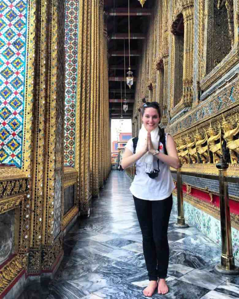 Temple of the Emerald Buddha | www.mypetitejoys.com