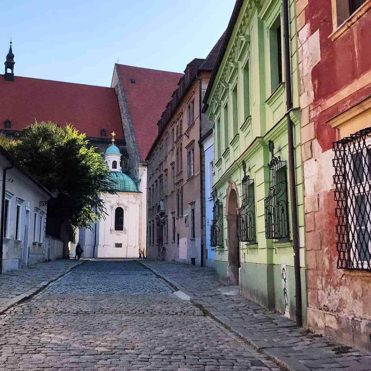 12 Hours In Bratislava