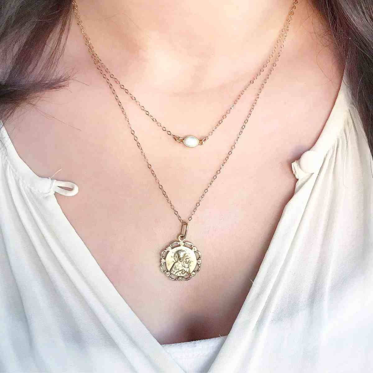 Introducing Landon Lacey & An Opal Necklace Give Away!
