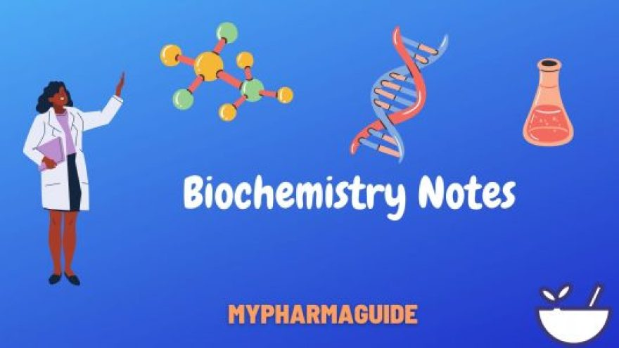 Biochemistry Notes Free Download-2020