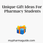 Unique Gift Ideas For Pharmacy Students