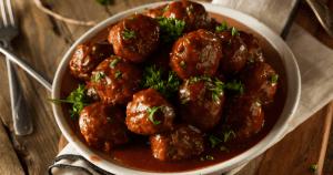 meat ball recipe
