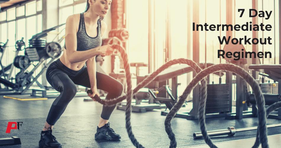 womens workout plan