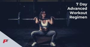 advanced womens workout plan