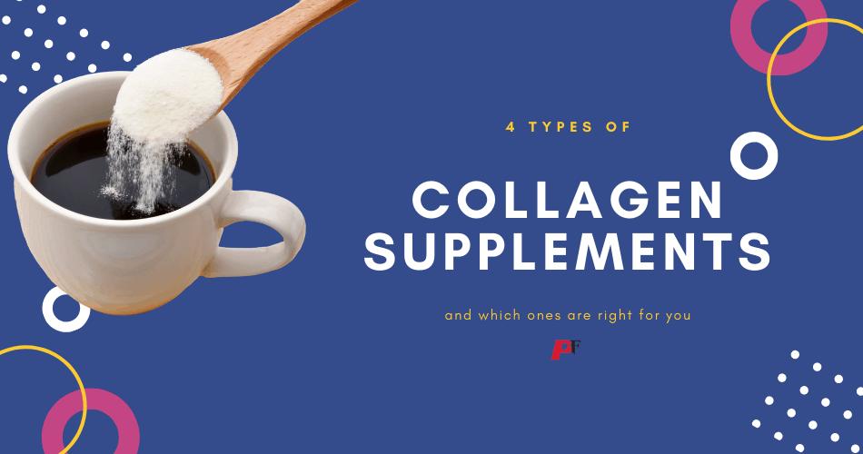 types of collagen