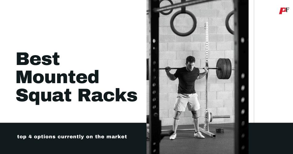 top 4 folding wall mounted squat racks