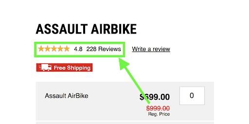 ASSAULT AIRBIKE