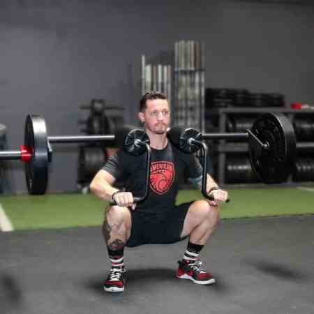 AMERICAN BARBELL SAFETY SQUAT BAR