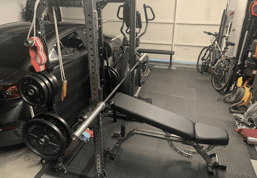 CrossFit Home Gym Barbell