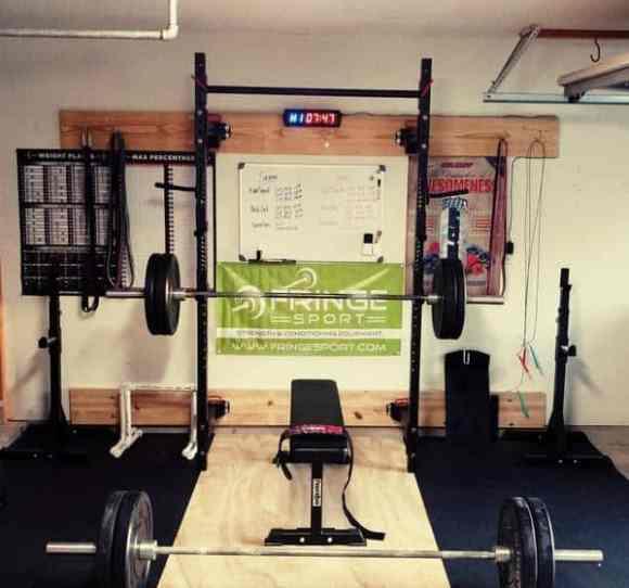 The Simple Home Gym Setup