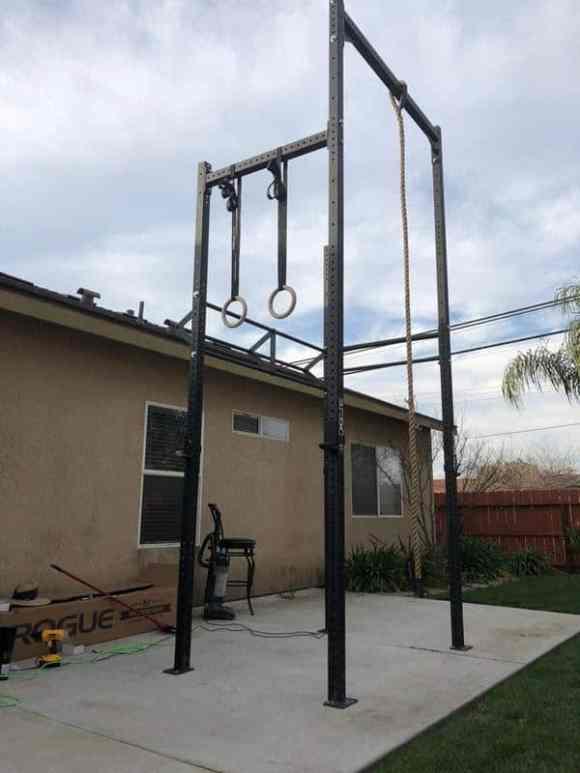 Garden Home Gym