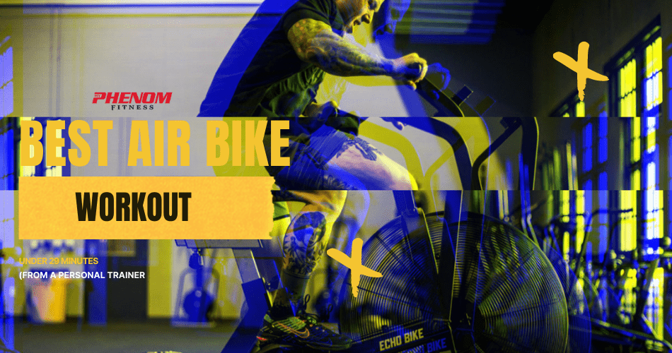 best airbike workouts