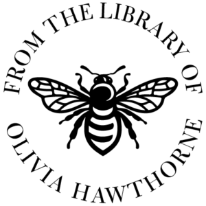 Library Book Stamp
