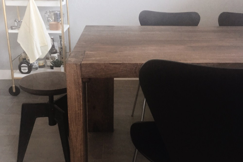 FINALLY GETTING SOME DINING CHAIRS