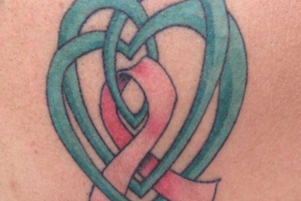 Pink Ink: Celtic Motherhood Knot