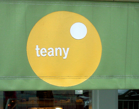 Toys Around Town: teany