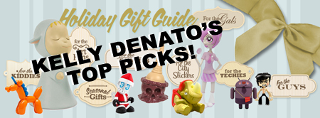 Kelly Denato's Holiday Wishlist
