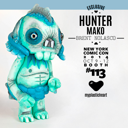 NYCC 2014 Exclusive – Hunter Mako Edition