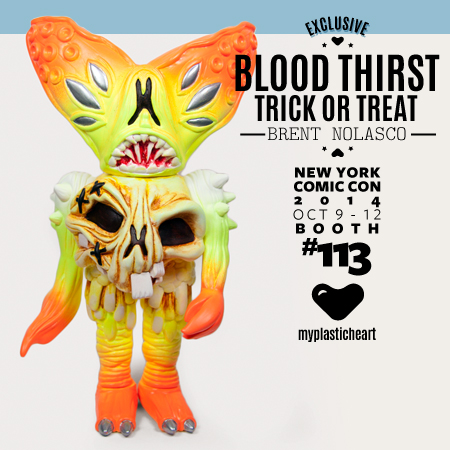 NYCC 2014 Exclusive – Blood Thirst Trick or Treat Edition
