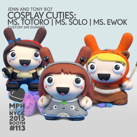 NYCC 2015 – Cosplay Cuties by Jenn and Tony Bot