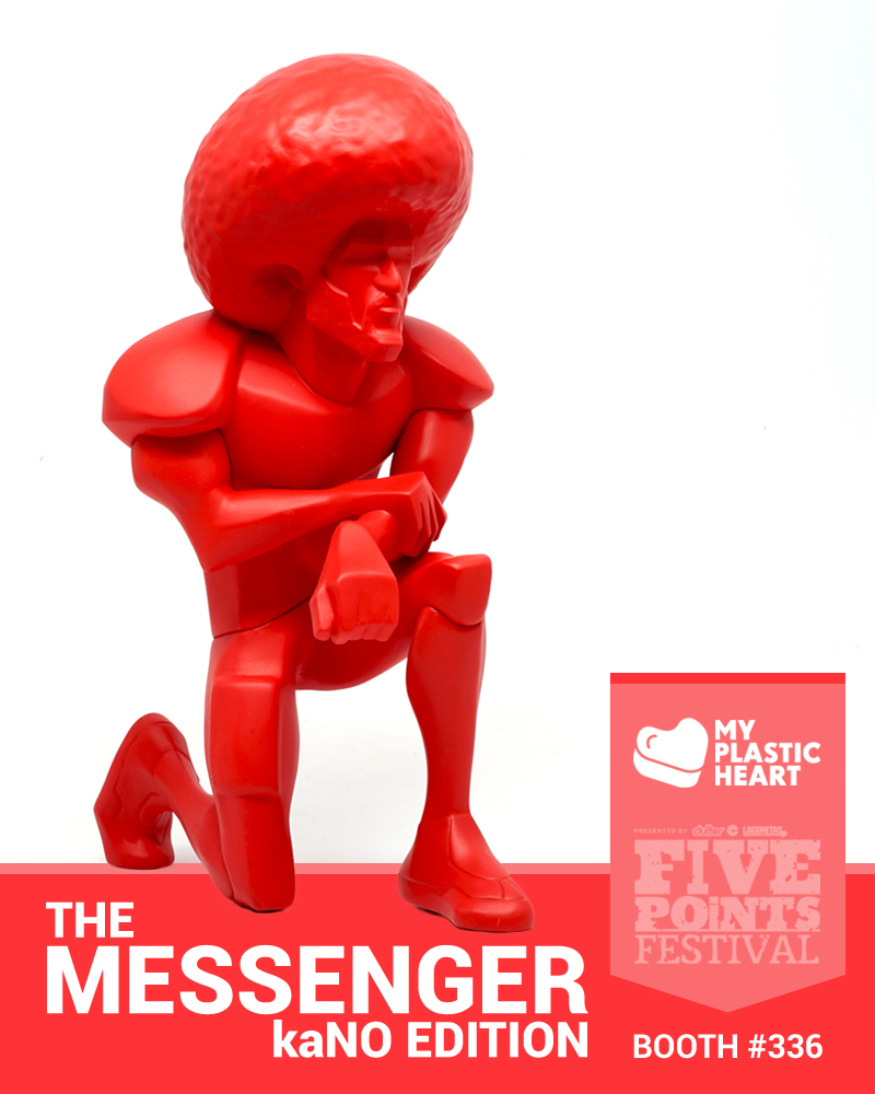 Five Points Fest 2018 – The Messenger kaNO Edition