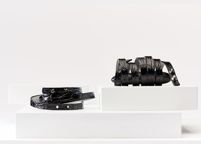 THIN & SLIM DOUBLE BELT