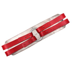 RING BELT Red