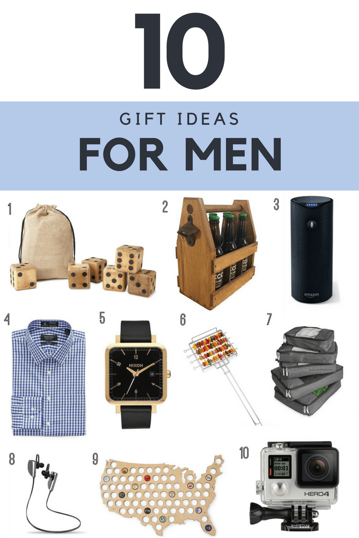 Birthday gift suggestions for my husband